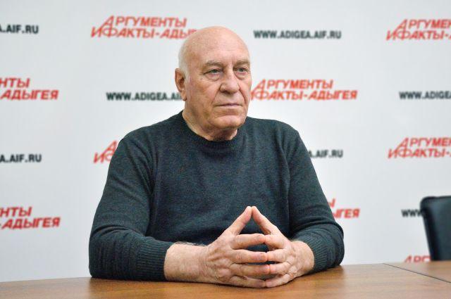 Батырбий Махмудович БЕРСИРОВ