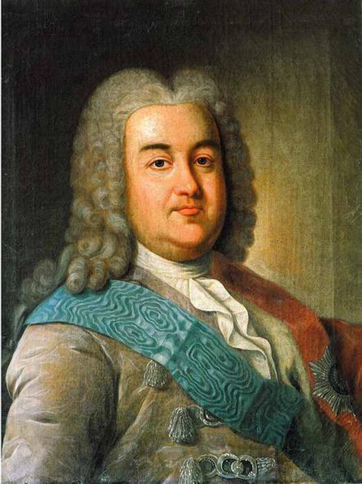 Черкасский (Алексей Михайлович, князь, 1680 - 1742)