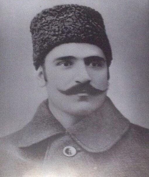 Цей Ибрагим Салехович