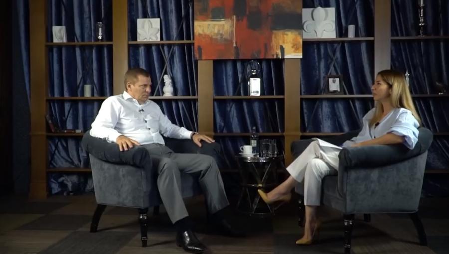 Интервью для youtube-канала Время ХО с Оксаной Хамгоковой