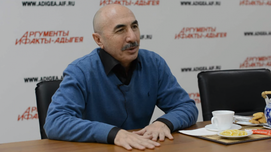 Интервью с народным артистом России Муратом Куканом