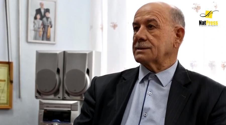 Интервью с Замудином Гучевым