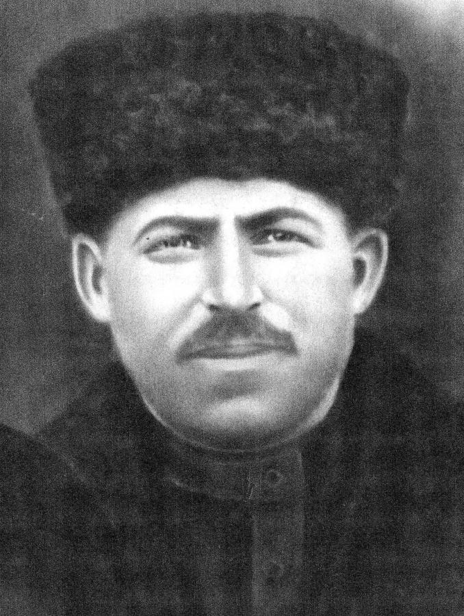 Нагучев Тлихудик Кулович