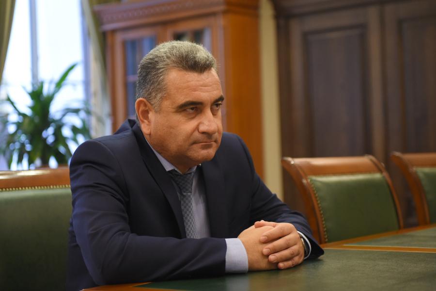 Хамирзов Заур Аскарбиевич